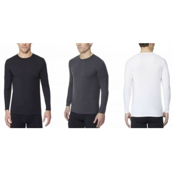 32 Degrees Other - 32 Degrees Heat Men's Long Sleeve Base Layer Crew